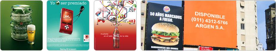 Publicidades Argen SA